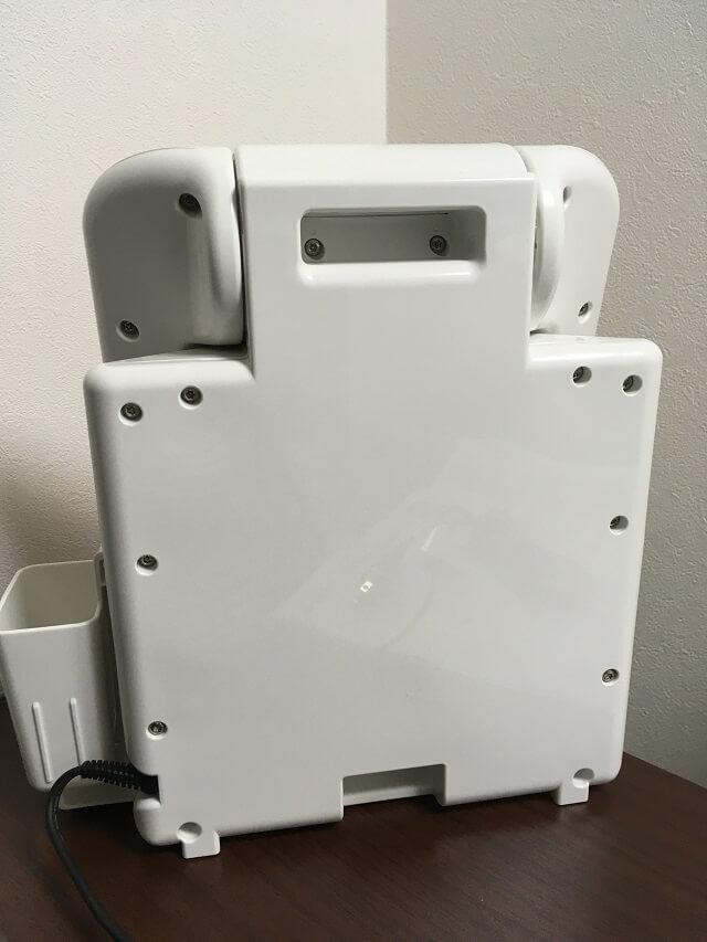 象印ふとん乾燥機スマートドライRF-EA20型背面